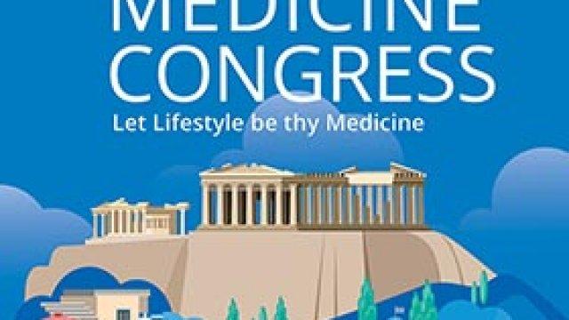 Novemberben 3rd European Lifestyle Medicine Congress!